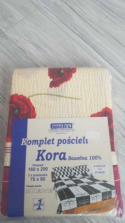 Pościel Kora 100%bawełna