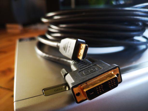 Kramer CHM-DM High Speed HDMI to DVI 10,7m 4K wysokiej jakości kabel