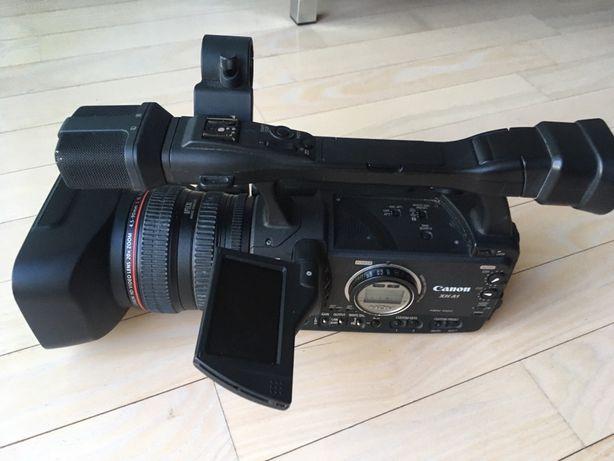 Canon XH A1 z torbą