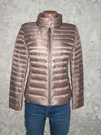 Куртка пуховик Mango p. XS-S(демисесон)