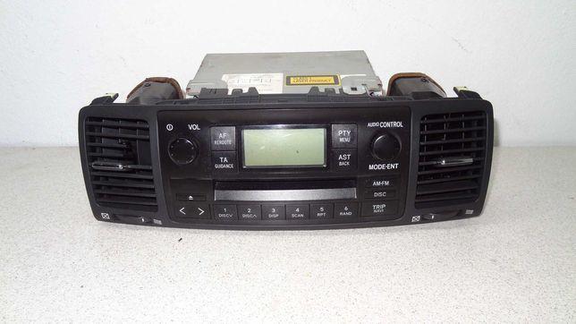 Toyota corolla e12 radio cd