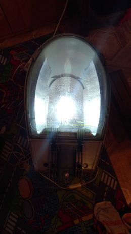 Sprzedam lampę drogowa z zarnikiem