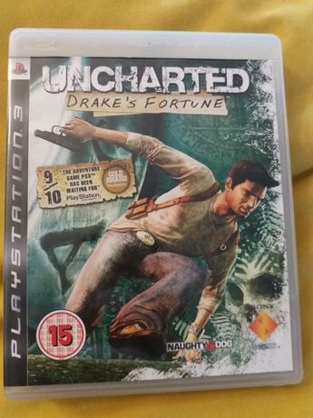 Gra Uncharted  Drake's Fortune ps 3