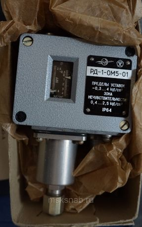 продам датчик-реле давления РД-1-ОМ5-01.