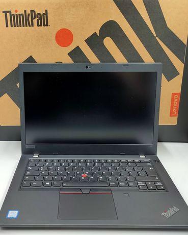 """Lenovo ThinkPad L490 14"""" Intel® Core™ i5-8265U 8GB-RAM 256GB SSD. ŁÓDŹ"""
