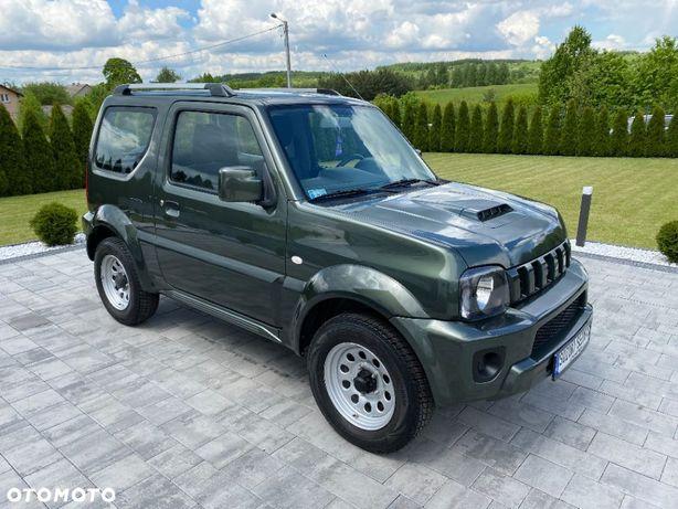 Suzuki Jimny PL SALON*1 właściciel *tylko 55tys.km*POLIFT*cały w oryginale*JAK NOWY