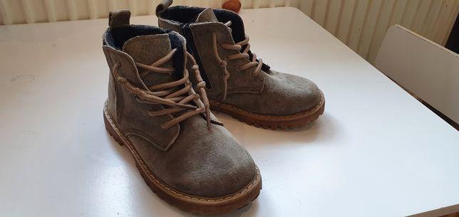 Buty ocieplane rozmiar 26/27 (wkładka 16.8 cm)