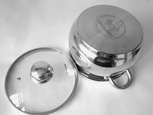 Новый кухонный комплект (сковорода,чайник,кастрюля). Доставка Украина