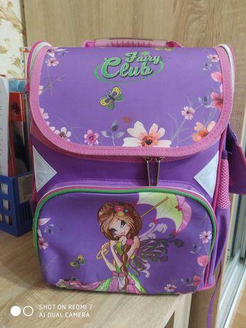 Рюкзак для девочки 1-2 класс