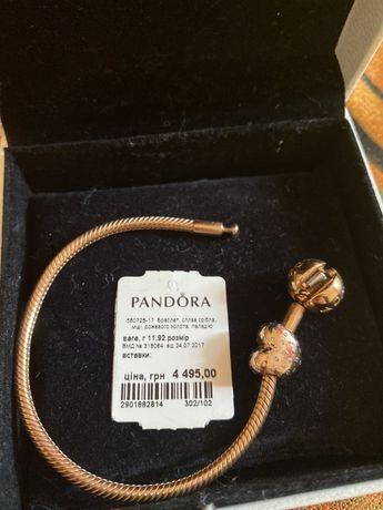 Браслет Pandora rose