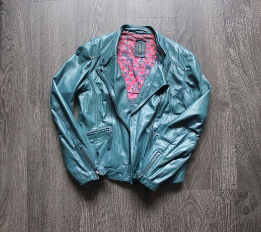 NafNaf кожаная курточка, размер 34