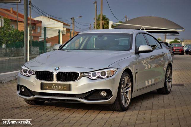 BMW 418 Gran Coupé d Line Sport Auto