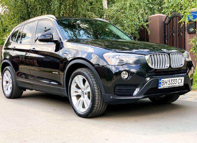 Продам BMW x3 sDrive 2015года