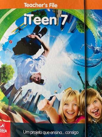 iTeen 7, Inglês 7º ano - Dossiê do professor