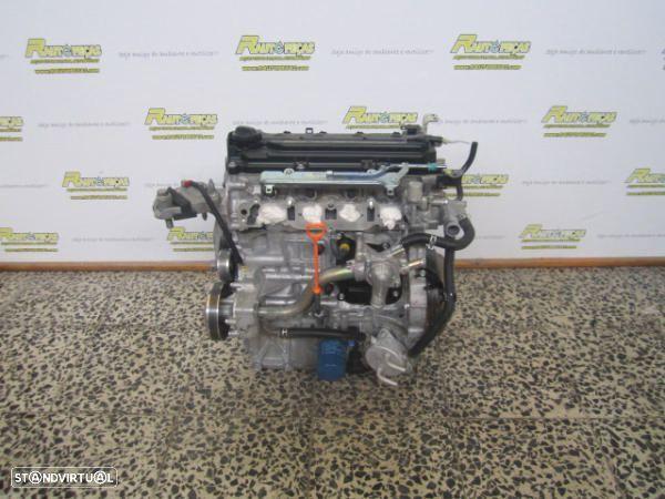 Motor Com Injecção Completa Honda Jazz Shuttle (Gg8, Gg7, Gp2)