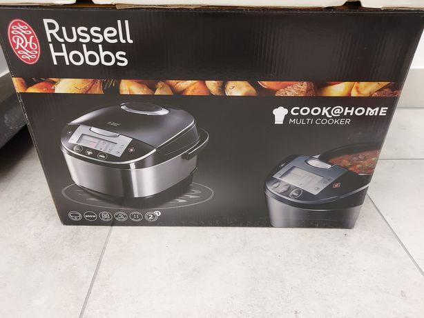 Multicooker Russell Hobbs - proste gotowanie jak w Thermomix
