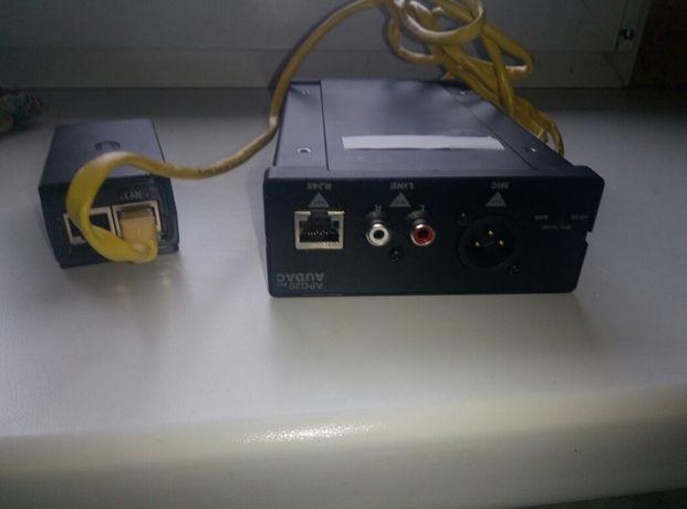 AUDAC APG20MC2  Приемник линейного микрофона