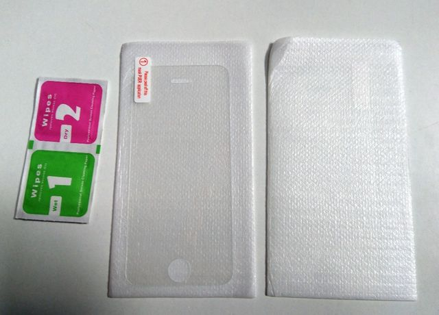 Vidro temperado para iPhone 5 5S SE