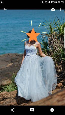 Платье свадебное, на выпускной
