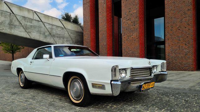 Auto do ślubu / Samochód na wesele / Cadillac Eldorado 1970