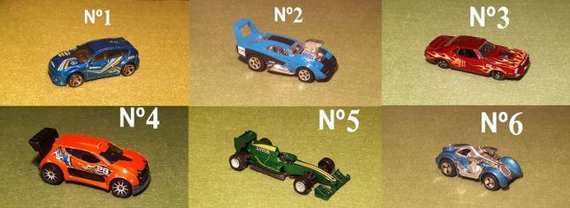 Carros Hot Wheels, Mattel, etc (Tesla, Ferrari, Mustang) Escala 1:25