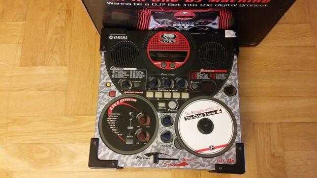 Yamaha DJX-IIB ,groovebox,