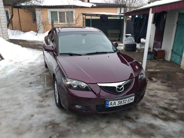 Mazda 3 Avtomat 1.6 gaz