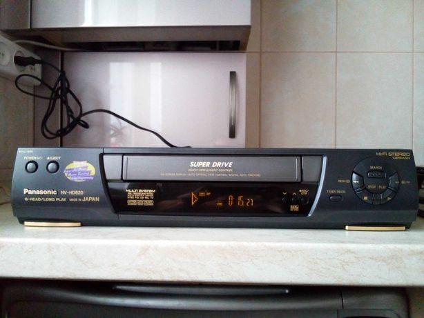 Видеомагнитофон PANASONIC NV-HD90