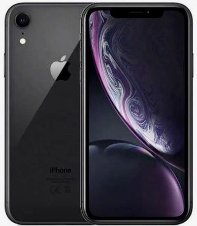 iPhone Xr Black 128GB NOWY MRY92PM/A Czarny