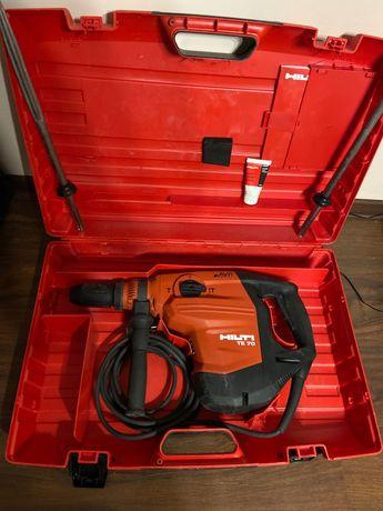 Młotowiertarka Hilti TE 70 AVR (praktycznie nowa)