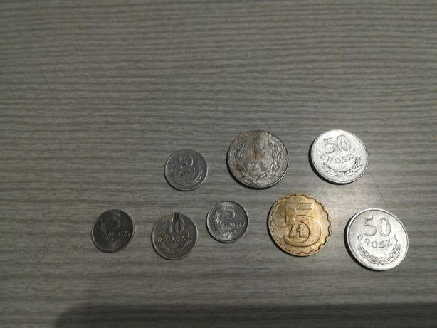 Złotówki z czasów PRL