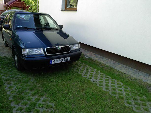 Sprzedam Skodę Felicja rok.prod. 1998 - LPG, niski przebieg