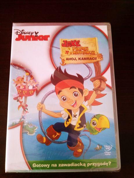 Płyta DVD-Piraci z Nibylandii