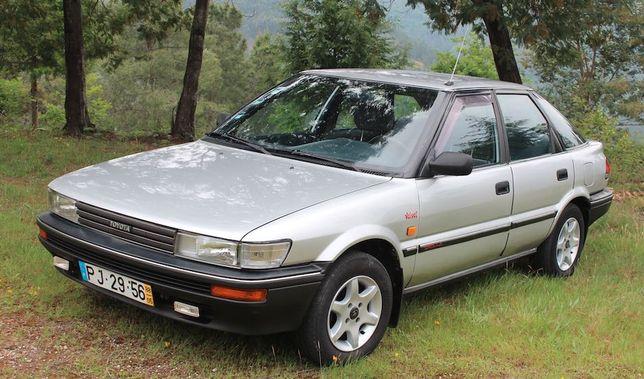 Vendo Toyota Corolla LiftBack 88 c/ 5 Porta
