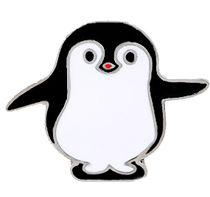 PIN WPINKA przypinka znaczek pingwin