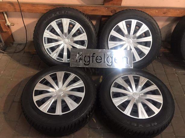 Стальные диски 16 5.114.3 Toyota Camry и Nexen 215 60 16! G-Felgen