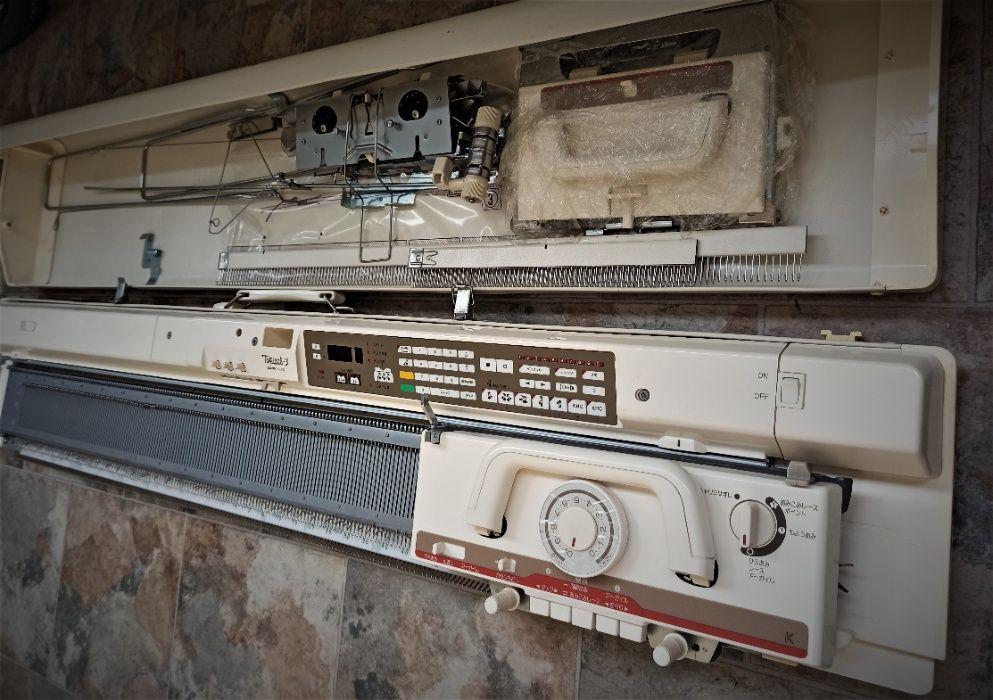 Японская электронная вязальная машина Brother KH930 Topical 3 Одесса - изображение 1