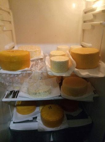 Вкусный  твердый сыр