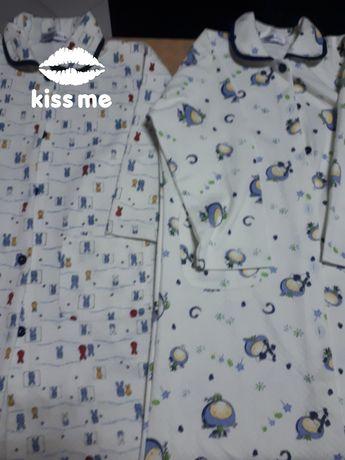 Robes de menina um 4 anos e outro 8
