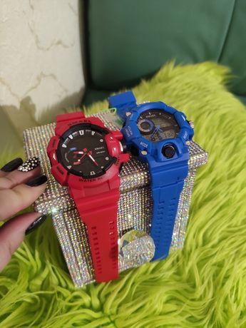 Часы Smael ,S-shock новые