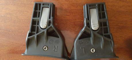 Адаптер (крепление) к коляске BRITAX B-AGILE/B-MOTION для люльки авток