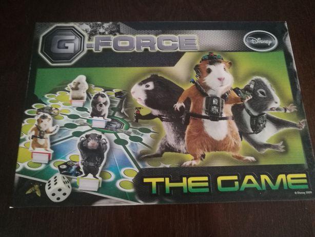 "Gra planszowa ""G-Force The Game"""