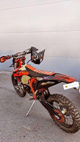 KTM EXC 250 Six Days