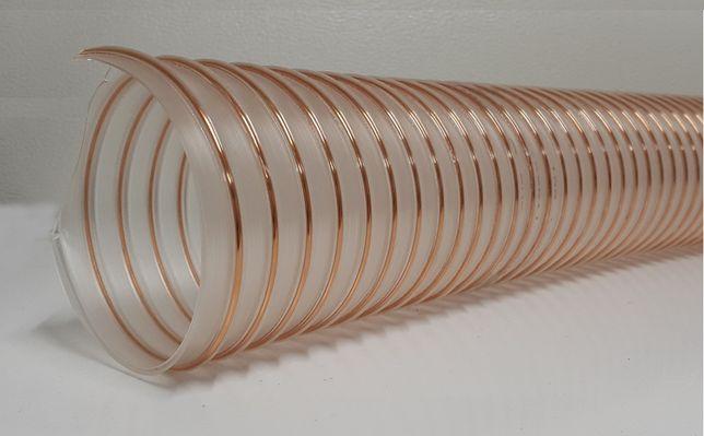 Wąż do zboża PUR fi 150 wąż do dmuchawy antystatyczny 0,9 mm -10m