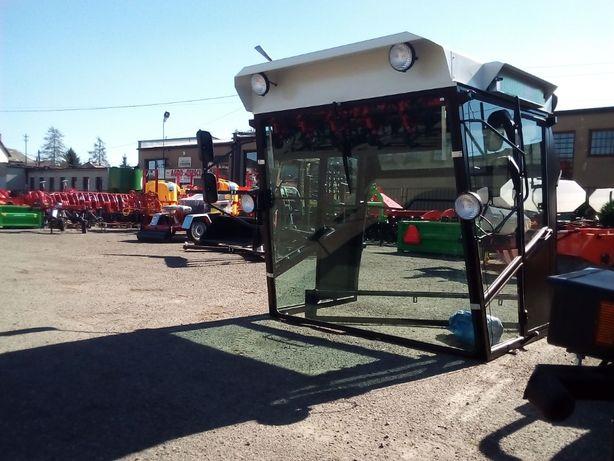 Kabina kabiny BIZON D -LUX producent Szyszka