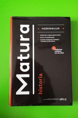 2 książki do matury z historii : Vademecum. Matura historia, Historia