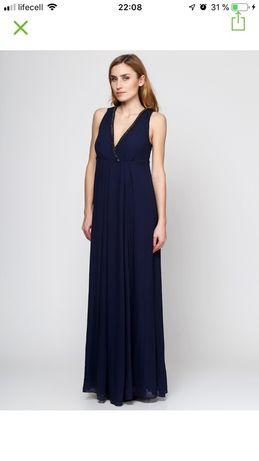Платье длинное, новое