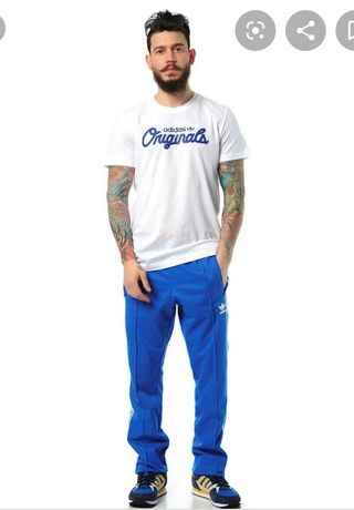 Spodnie Adidas Oryginals Europa AGC 002
