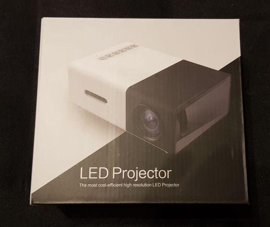 Projektor, rzutnik led