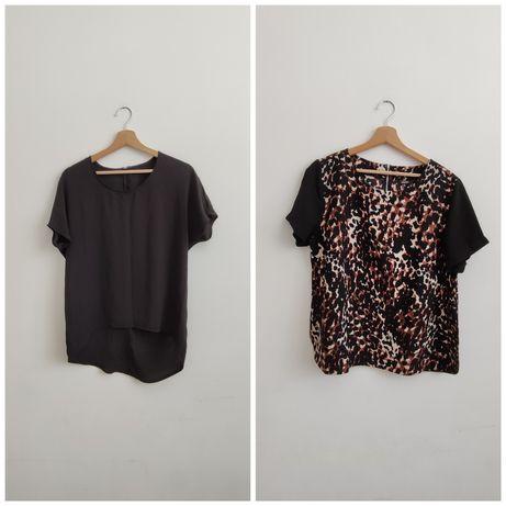 Zestaw 2 koszulek, bluzek, koszul - M/L marki Tezenis, Esmara, modne